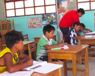 Apoya a Vicente en MisiónEducativa
