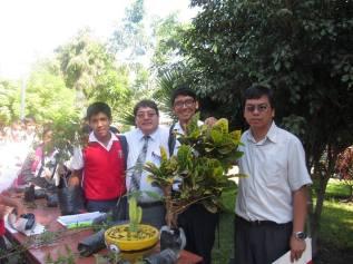 Colegio Mundo Mejor | Adopta un arbolito: Comisión de educación enecoeficiencia