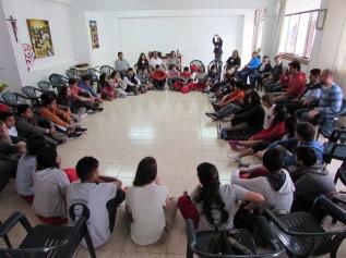 Movimiento Edmundo Rice Latinoamérica: Reunidos como hermanos de EdmundoRice
