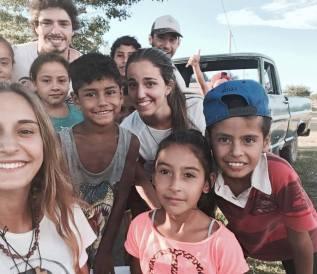 Exalumnos de Stella Maris fueron invitados a participar de Misión Edmundo Rice en SantaElena