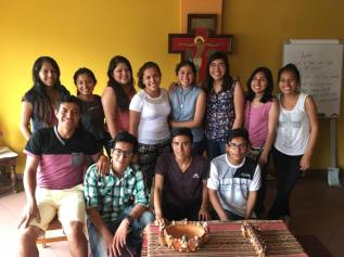 Más integrantes para Caminantes: Exalumnos del Colegio Fe y Alegría se unen alequipo